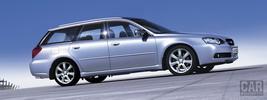 Subaru Legacy Station Wagon - 2004