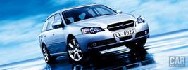 Subaru Legacy Station Wagon - 2005