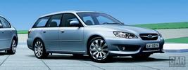 Subaru Legacy Station Wagon - 2006