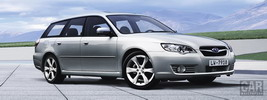 Subaru Legacy Station Wagon - 2007