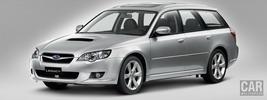 Subaru Legacy Station Wagon 2.0D - 2008