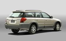 Cars wallpapers Subaru Outback 25i - 2004