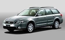 Cars wallpapers Subaru Outback 25i - 2005