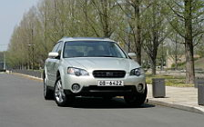 Cars wallpapers Subaru Outback 30R - 2005