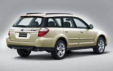 Cars wallpapers Subaru Outback 25i - 2006