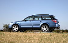 Cars wallpapers Subaru Outback 20D - 2008