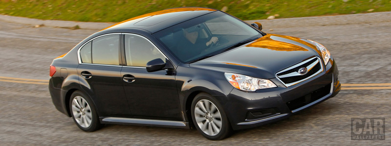 Cars wallpapers Subaru Outback 2.5i Limited - 2010 - Car wallpapers