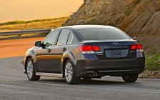 Cars wallpapers Subaru Outback 2.5i Limited - 2010