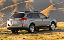 Cars wallpapers Subaru Outback 3.6R Limited - 2010