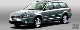 Subaru Outback 25i - 2005