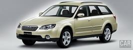 Subaru Outback 25i - 2006