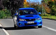 Обои автомобили Subaru WRX STI - 2011