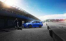 Обои автомобили Subaru WRX STI - 2017