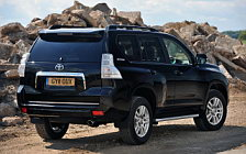 Обои автомобили Toyota Land Cruiser 60th Anniversary UK-spec - 2011
