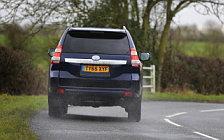 Обои автомобили Toyota Land Cruiser UK-spec - 2014