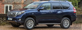 Toyota Land Cruiser UK-spec - 2014