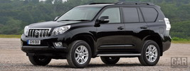 Toyota Land Cruiser 60th Anniversary UK-spec - 2011