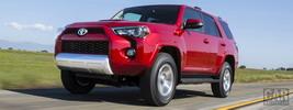 Toyota 4Runner - 2014