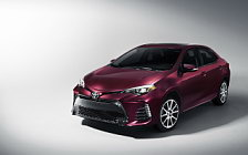Cars wallpapers Toyota Corolla SE 50th Anniversary US-spec - 2016