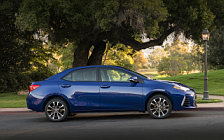 Cars wallpapers Toyota Corolla SE US-spec - 2016