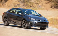 Cars wallpapers Toyota Corolla XSE US-spec - 2016