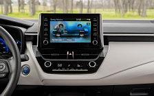Обои автомобили Toyota Corolla LE Hybrid Sedan US-spec - 2019