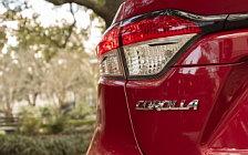 Обои автомобили Toyota Corolla LE Sedan US-spec - 2019