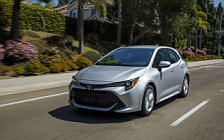 Обои автомобили Toyota Corolla SE Hatchback US-spec - 2019