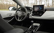 Обои автомобили Toyota Corolla SE Sedan 6MT US-spec - 2019
