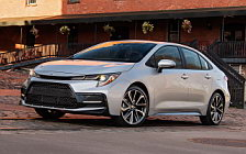 Обои автомобили Toyota Corolla SE Sedan US-spec - 2019