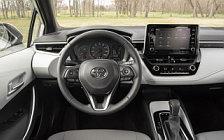 Обои автомобили Toyota Corolla SE Sedan US-spec - 2019