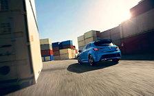 Обои автомобили Toyota Corolla XSE Hatchback US-spec - 2019