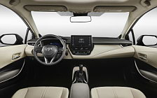Обои автомобили Toyota Corolla XSE Sedan US-spec - 2019