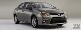 Toyota Corolla LE Eco US-spec - 2014