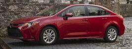 Toyota Corolla LE Sedan US-spec - 2019