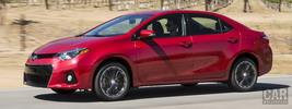 Toyota Corolla S US-spec - 2014