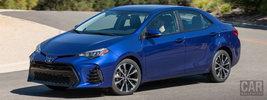 Toyota Corolla SE US-spec - 2016