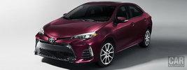 Toyota Corolla SE 50th Anniversary US-spec - 2016