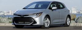 Toyota Corolla SE Hatchback US-spec - 2019
