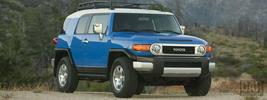 Toyota FJ Cruiser - 2007
