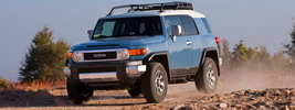 Toyota FJ Cruiser - 2011