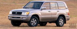 Toyota Land Cruiser 100 US-spec - 1998
