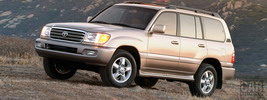 Toyota Land Cruiser 100 US-spec - 2003