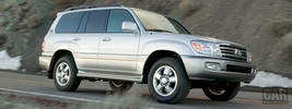 Toyota Land Cruiser 100 US-spec - 2006
