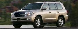 Toyota Land Cruiser 200 US-spec - 2008