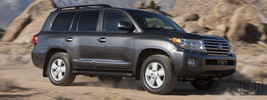 Toyota Land Cruiser 200 US-spec - 2013