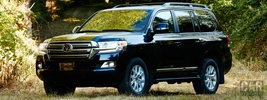 Toyota Land Cruiser 200 US-spec - 2016