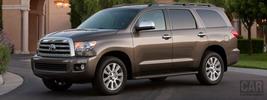 Toyota Sequoia - 2010