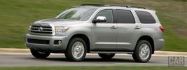 Toyota Sequoia Platinum - 2008