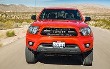 Обои автомобили Toyota Tacoma TRD Pro Double Cab - 2014